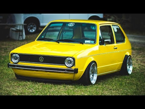 VW Golf 1 Tuning & Stance 🔥
