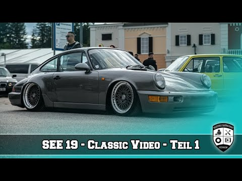 Wörthersee 2019 -Two Weeks before - Classics Part1 (Aftermovie) - Vor dem See 2K19