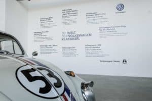 "Exhibition ""The world of Volkswagen classics"" to open at the"