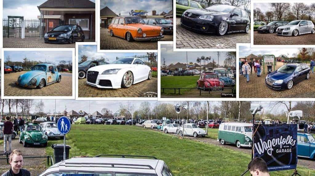 9TH VAG meeting | 9. VAG Treffen Azeven 2019 - Bilder